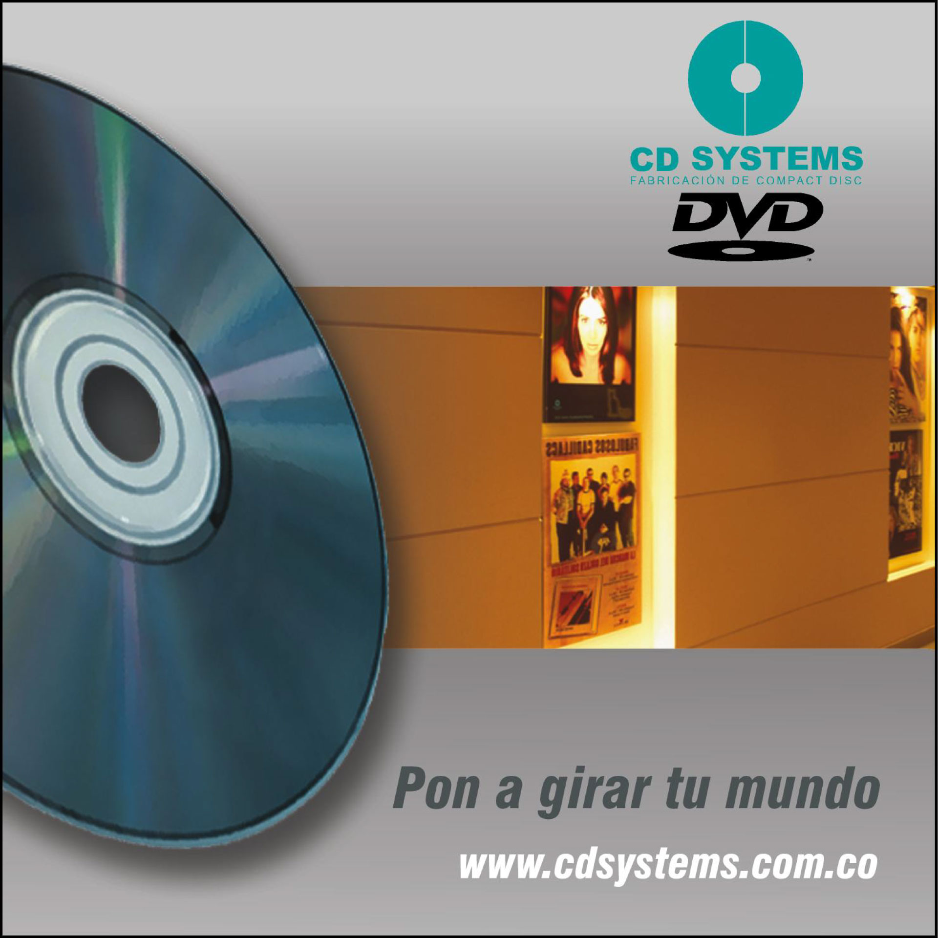 CD Systems Funda Tiro